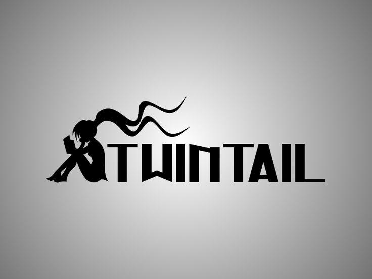 TwinTail Corp. logo on YourLogoDude.com