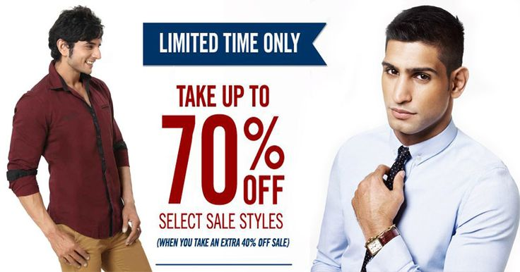 Buy Mens Shirts Online in India with Gogideal at attractive Prices