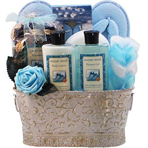 Best ideas about blue gift basket on pinterest
