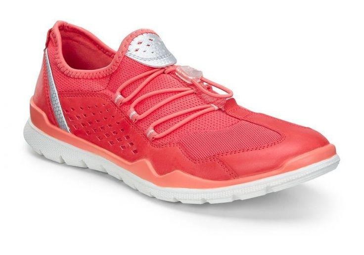 ECCO LYNX: Smart slip-on with speed lace that will keep you feet cool and comfortable all summer.