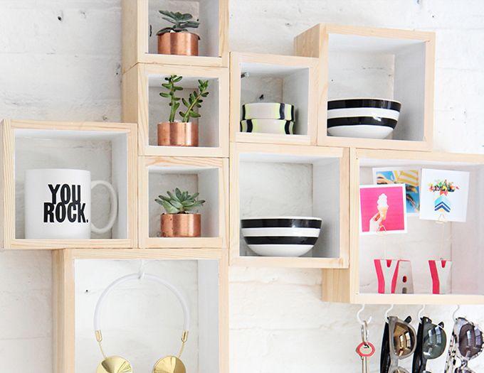 MY DIY   Out-the-door Box Storage