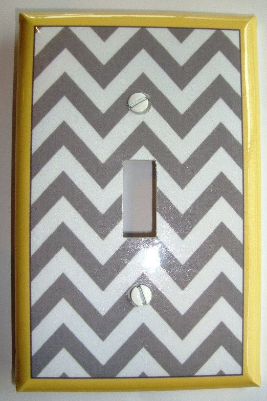 Handmade Grey and Yellow Zig Zag Single by whimzicality on Etsy, $7.99Yellow Chevron Baby Room, Yellow And Grey Chevron Room, Baby Room Yellow And Grey, Yellow Bathroom, Grey And Yellow Baby Room, Chevron Grey, Room Handmade Grey, Yellow And Grey Bedrooms Decor, Chevron Stripes