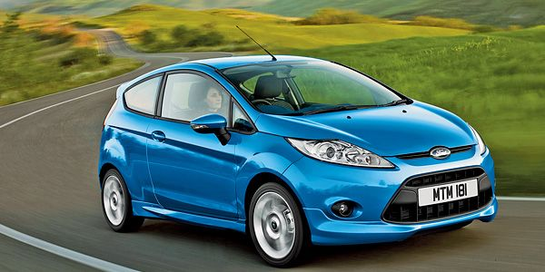 65 MPG diesel Ford Fiesta. Unfortunately, not available in the states. :(