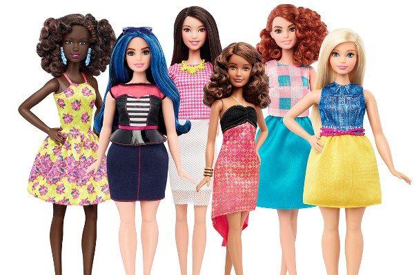 Bábika Barbie získava realistickejšie tvary   Deti a rodina   zena.sme.sk