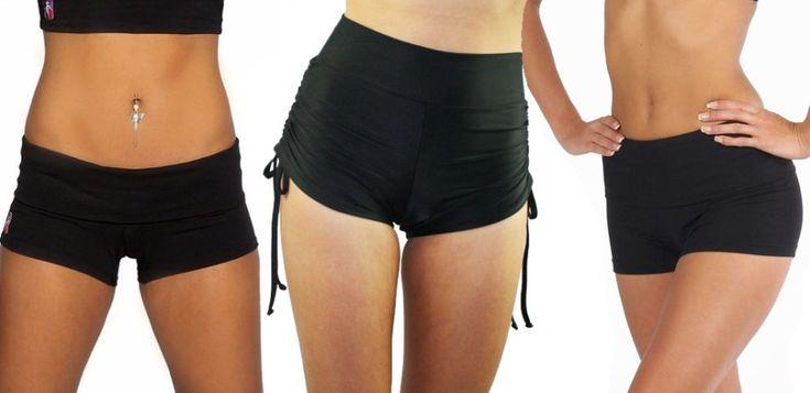 what wear pole class shorts