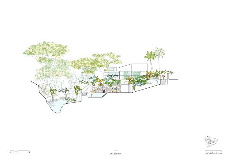 Galeria - Casa Baladrar / Langarita Navarro Arquitectos - 27