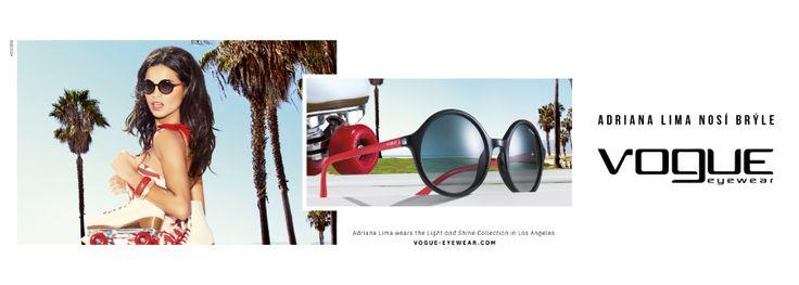 Sluneční brýle Vogue  Značka  brýlí Vogue byla založena v roce 1973, přičemž jméno převzala ze slavného a asi nejznámějšího módního časopisu The Vogue.  Sluneční brýle Vogue jsou určeny především lidem, kteří dbají na detaily a jsou si vědomi posledních módních trendů. Inspiraci návrháři brýlí Vogue nalezli v italské módě, ke které sluneční brýle Vogue dotvořili jako originální doplněk.  http://www.i-bryle.cz/index.php?adr=268&mrk[]=VOGUE
