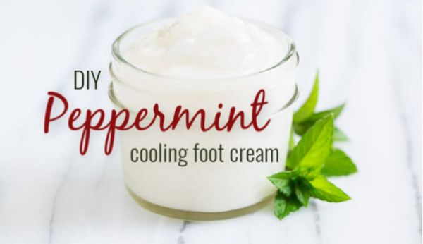 Make Your Footsies Feel Fabulous With This Easy Diy Peppermint