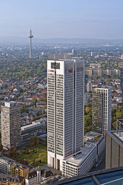 OpernTurm, Frankfurt, Germany