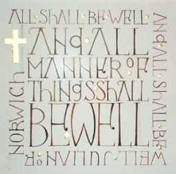Julian of Norwich -  one of my favorite quotes