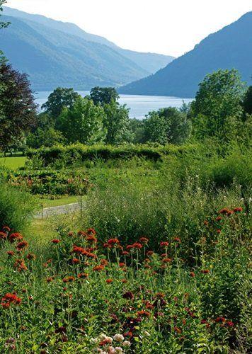 Vakkert og spiselig - Norges vakreste urtehage - Bo-Bedre.no