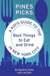 A 12-year-old boy wrote a restaurant guide for New York City. Now that's a young foodie!  #restaurants