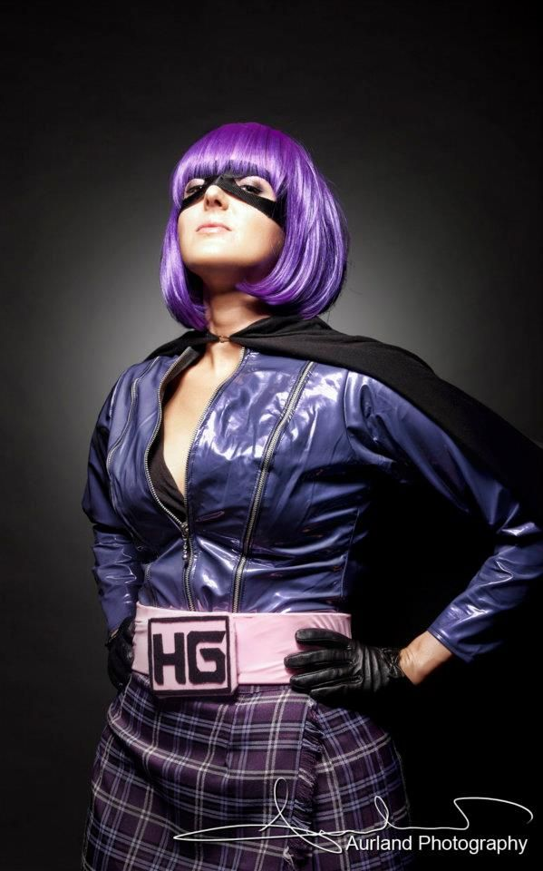 Serious Hit Girl by DugiDugong