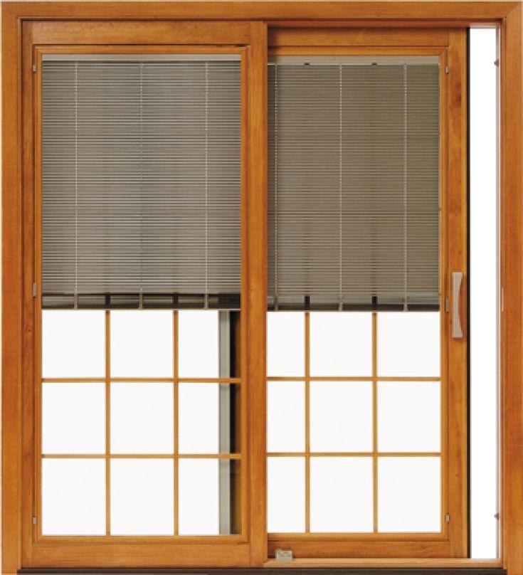 Sliding Glass Doors With Blinds Inside: Best 25+ Sliding Door Shades Ideas On Pinterest