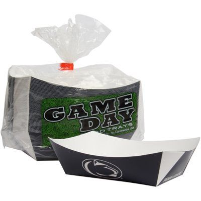 Penn State Nittany Lions 50-Count Game Day Food Trays