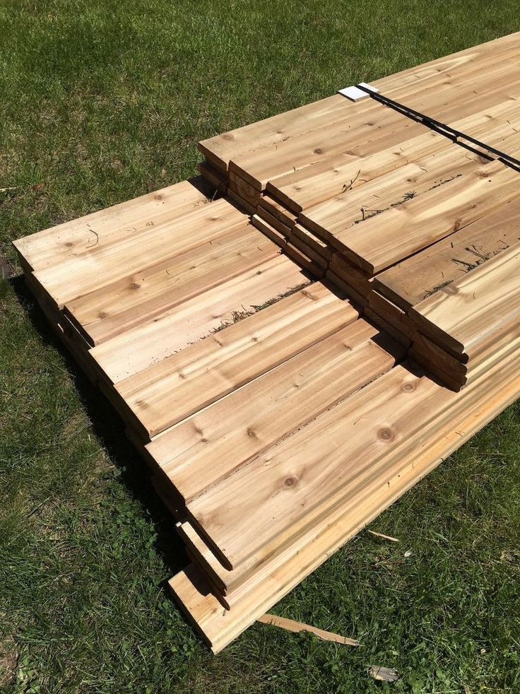 WOW! What a huge change! This cedar deck renovation is the perfect outdoor patio project to do this spring. Cedar decking is gorgeous and the perfect update to elevate your outdoor decor. Here's a DIY cedar deck project to inspire you! - This hometalk DIY article has been shared as a blogger affiliate link #ad #cedardeck #DIYdeck #DIYpatio #cedar