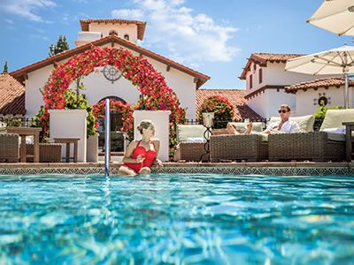 Southern California Honeymoon Destinations With Full Spa Onsite