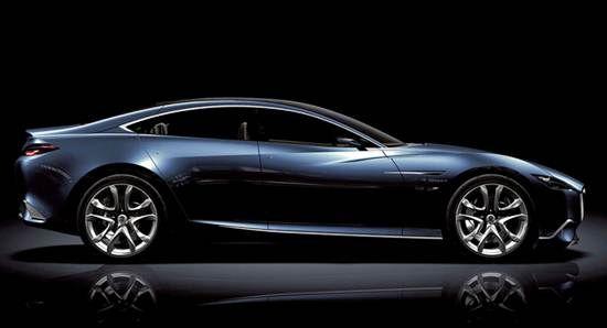 2017 Mazda 6 Coupe Exterior