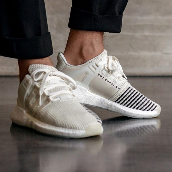 reputable site d8c16 9edf2 xadidas-equipment-support-93-17-off-white-off-white-ftwr-white-bz0586-2   Street Styles  Adidas sneakers, Adidas, Sneakers