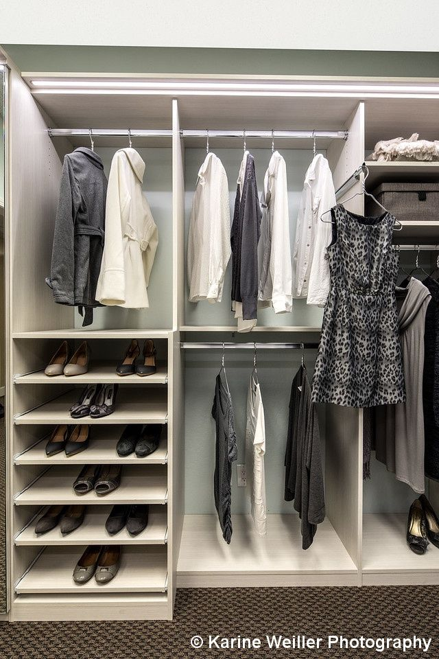 Considering The Current State Of The South Bay House Market, Why Not  Upgrade Your Closet