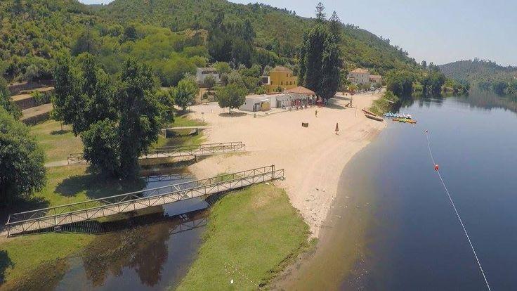 Praia fluvial do Alamal  Gavião (Portalegre)