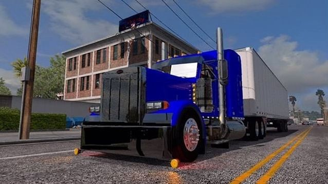 Pin By Coby Sanderson On American Truck Simulator American Truck
