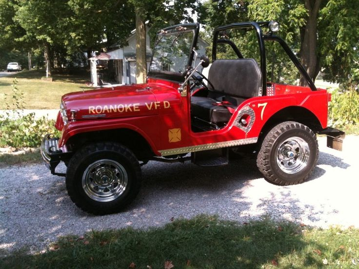 1965 CJ-5A Jeep - Photo submitted by Tim Black.