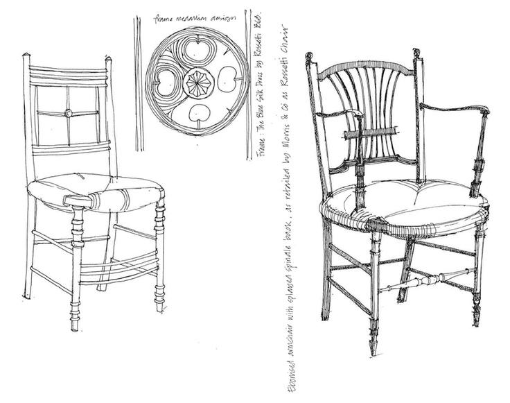 36 best HOWE Furniture sketches images on Pinterest