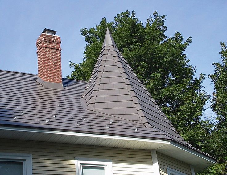 Metal Shingle Shake Roofing
