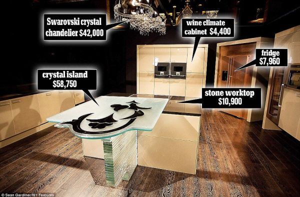 World's Most Expensive Kitchen – Costs $1.6 Million