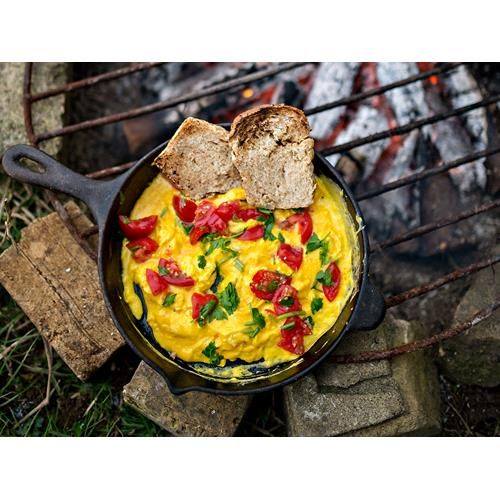 Puhoi Valley Half & Half Omelette - how to video