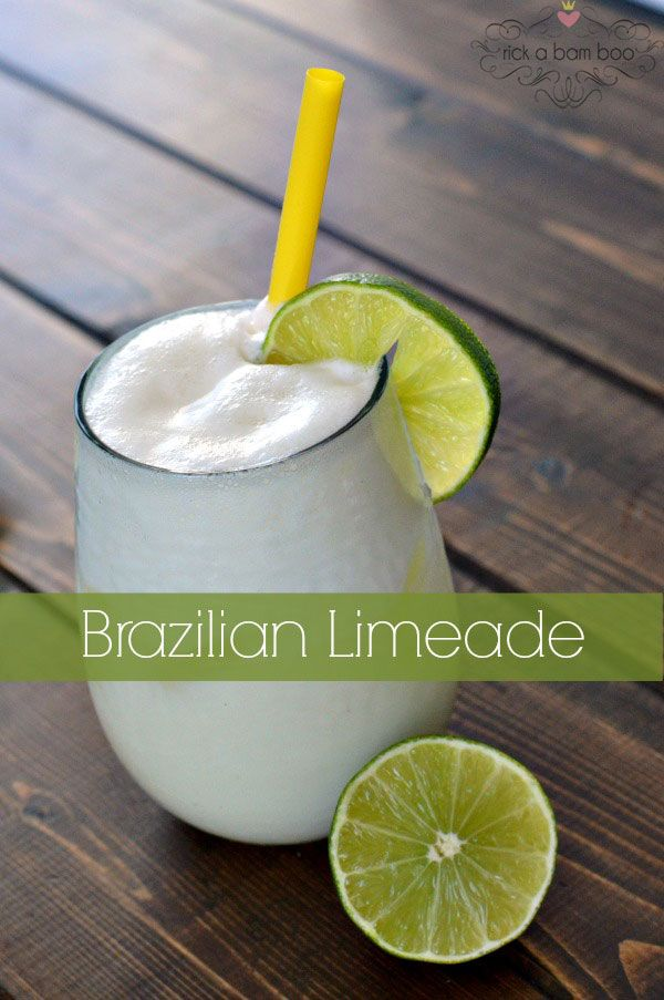 Looking for the best Brazilian Limeade? Look no further!