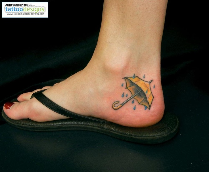 17 Best ideas about Umbrella Tattoo on Pinterest | Rain ...
