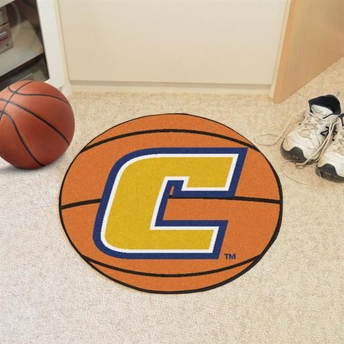 University of Tennessee Chattanooga Basketball Floor Rug Mat
