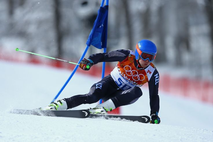 Adam Barwood: 44th Giant Slalom