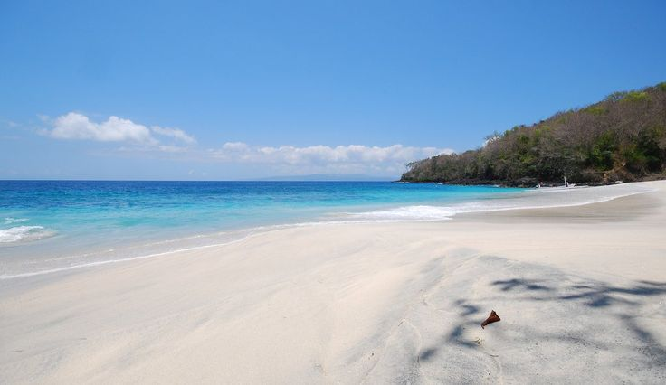 Best Bali Beaches: White-Sand Beach, Bali, Indonesia