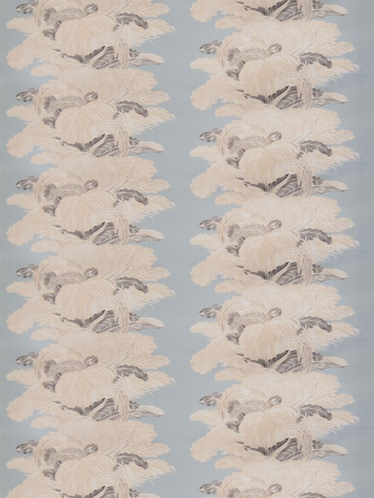 Les Plumes Chintz – Well Water | Barry Dixon Collection | Vervain