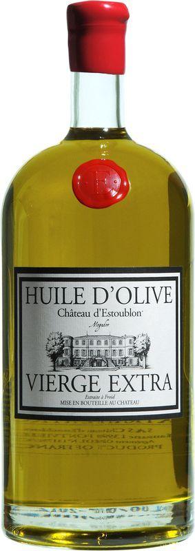 Huile d'olive - Château d'Estoublon, Provence -- love Provence olive oil better than Italien
