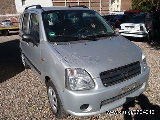 Suzuki Wagon R+ DDiS*ΚΛΙΜΑ*DIESEL*AΡΙΣΤΟ* '06 - 4.200 EUR