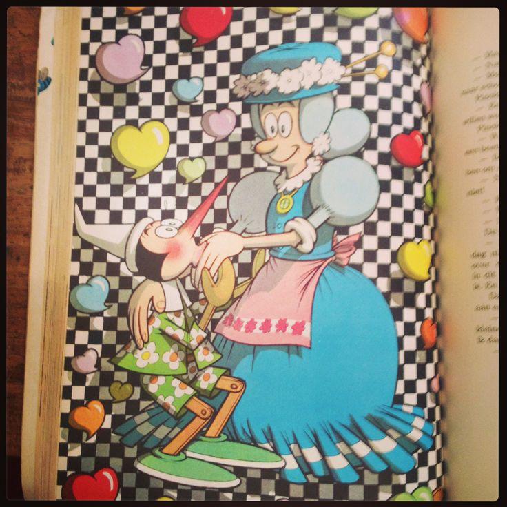Jacovitti illustration
