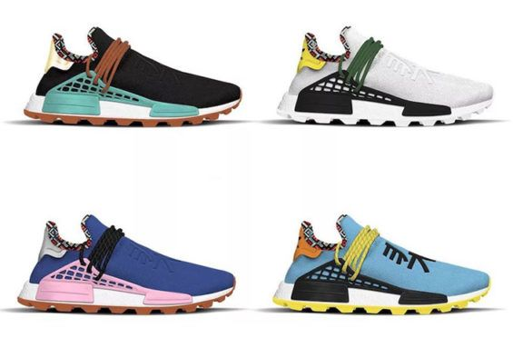 watch 347c2 96669 Introducing The Pharrell Williams x adidas NMD Hu Inspiration Pack Set to  drop later on this