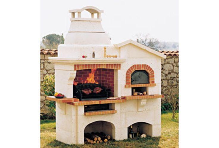 1000 idee su barbecue en pierre su pinterest bordure. Black Bedroom Furniture Sets. Home Design Ideas