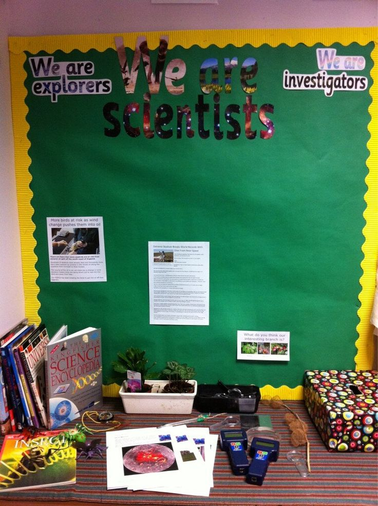"@Sammie_Doodle says: ""new display - science investigators. Real world/interest based rather than topic. Ideas for articles?"""
