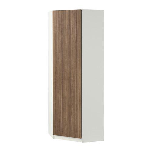 Eckkleiderschrank weiß  Mer enn 25 bra ideer om Eckkleiderschrank på Pinterest | Ikea diy ...