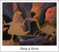 Ozzy y Strut