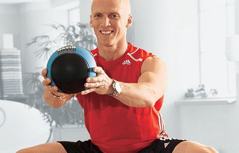 David Kirsch, Workout, Training, Fitness, Abnehmen, Übungen, Video