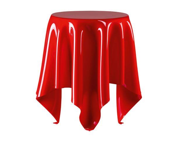 Журнальный столик Illusion, акрил, дизайнер Джон Брауэр, Essey.