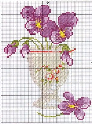 à broder : free cross stitch chart