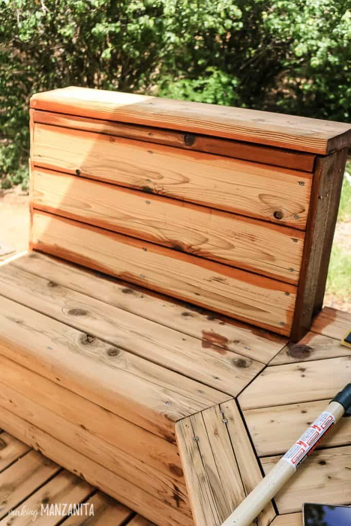 How To Restore A Deck That Has Been Neglected Deck Design Diy