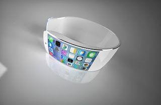 Tecnologia Mobile: Designers desenvolvem conceito do relógio inteligente Apple iWatch